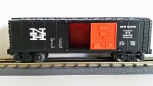 MTH 30-7013A New Haven 50' Modern Boxcar