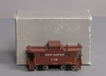Challenger Imports 2048.1 HO BRASS New Haven C-116 Wood Caboose EX/Box