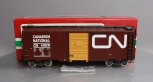 LGB 41913 Canadian National Boxcar with Metal Wheels EX/Box