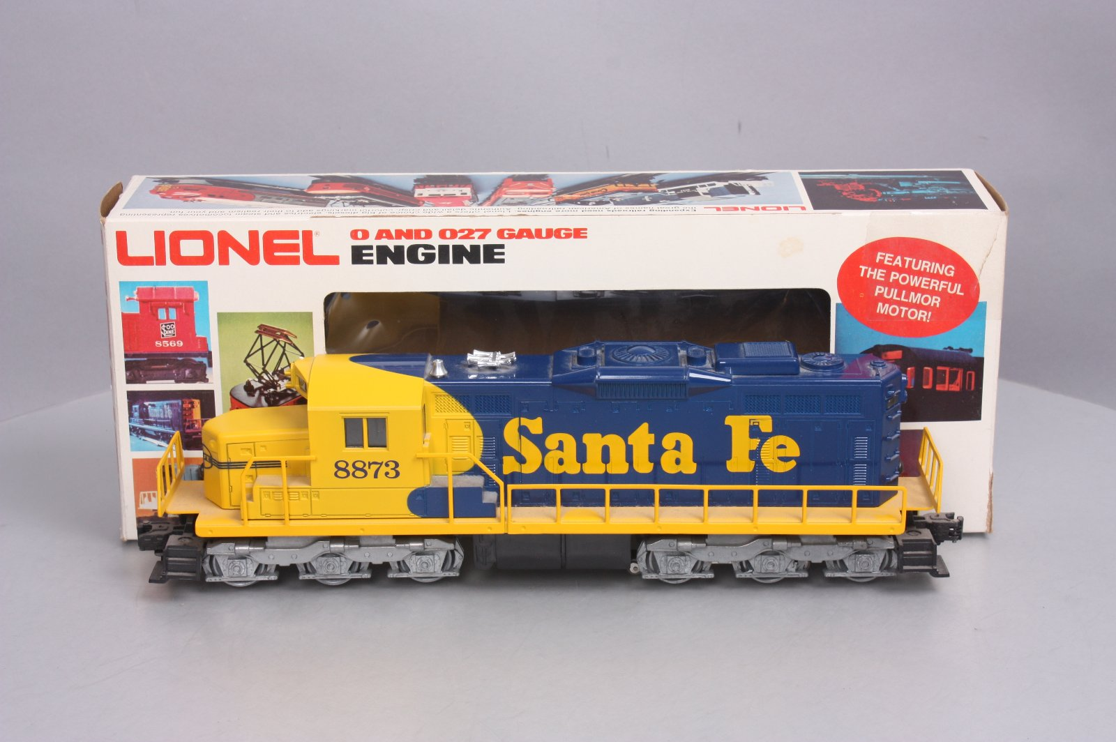 Buy Lionel 6-8873 Santa Fe SD-18 Dummy Diesel Locomotive/Box