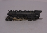 United Models HO Scale BRASS NYC 4-8-4 Steam Locomotive #1456