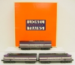 Lionel 6-11903 Atlantic Coast Line F3 ABA Diesel Set w/TMCC & RS LN/Box