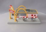MTH 30-9034 McDonalds Restaurant Building