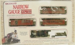Bachmann 25003 On30 Pennsylvania Railroad Narrow Gauge Express EX/Box