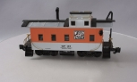 Aristo-Craft 42149 G Scale Western Pacific Caboose (Metal Wheels)