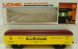 Lionel 6-9535 1977 TTOS Baggage Car NIB