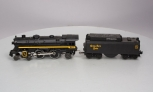 Lionel 6-8617 Nickel Plate Die-cast Steam Locomotive & Tender