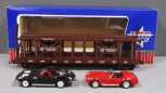 USA Trains 17213 G Pennsylvania Railroad Double-Deck Auto Rack EX/Box