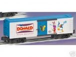 American Flyer 6-48351 S Scale Donald Duck Boxcar LN/Box