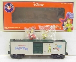 Lionel 6-36722 Disney Peter Pan Bobbing Head Car Boxcar NIB