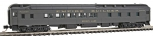 MicroTrains 14100020 N Scale Great Northern 83' Heavyweight 10-1-2 Sleeper Car