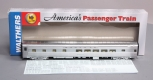 Walthers 932-9724 HO Scale Santa Fe Super Chief [Plated] P-S 29-Seat Dormitory-L