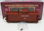 MTH 20-91161 UP #2265 CA-1 Woodsided Caboose LN/Box