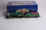 American Flyer 6-48042 S Scale Southern USRA Light Mikado 2-8-2 Steam Locomotive
