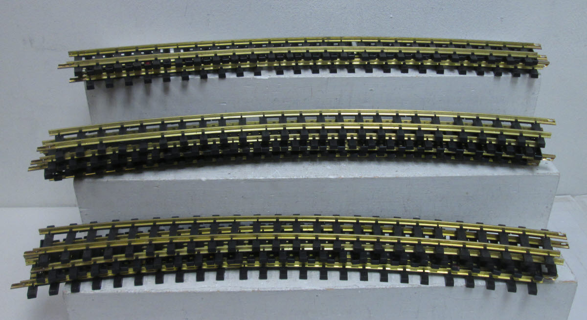 Buy USA Trains R81700 G 10' Diameter Curved Track- Solid