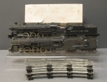 American Flyer S Gauge Postwar Steam Locomotives w/Tenders & Track Sections [13]