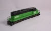 Lionel 6-8585 Burlington Northern SD40 Powered Diesel Locomotive w/Horn EX/Box 023922685858 Lionel 6-8585