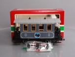 LGB G Scale Lake George & Boulder Passenger Car - Metal Wheels EX/Box