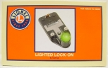 Lionel 6-14112 LTC Lighted Lockon MT/Box
