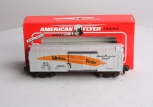 American Flyer 6-48498 S Scale Western Pacific TTOS Boxcar LN/Box