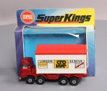 Matchbox SuperKings K-24 Scammel Container Truck Crowe Container Services LN/Box