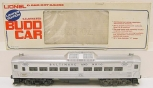 Lionel 6-8764 Baltmore & Ohio Powered RDC Budd Passenger Car NEW