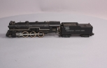 American Flyer 293 4-6-2  New York, New Haven and Hartford Steam Locomotive & Te