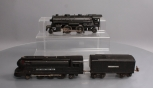 Lionel O Gauge Prewar Die Cast Steam Locomotives & Tender: 1668, 204, 1689T [3]