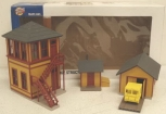 Walthers 933-2700 Trackside Structures Set EX/Box