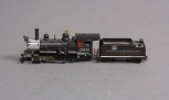 HOn3 Die-Cast & Plastic Denver & Rio Grande Western 2-8-0 Steam Locomotive #360