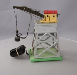 Lionel 165 Operating Gantry Crane with Electromagnet