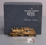 United Models HO Scale BRASS Climax Geared Locomotive/Box