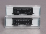 Deluxe Innovations 7080 N Scale Electro-Metalurgical Co. 2-Bay Covered Hopper (P