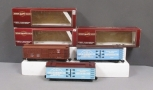 Bachmann G Scale Assorted Freight Cars; 98116, 93205, 93205 [3]/Box