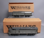 Williams 4401 New York Central  AB Sharknose Diesel Set/Box