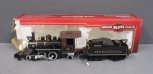 Bachmann 91114 G Pennsylvania 2-4-2 w/Coal Tender Steam-Powered Locomotive #3 EX