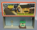 American Flyer 35214 Automatic Crossing Watchman LN/Box