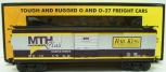 MTH 30-7423 1998 MTH Club Boxcar NEW