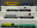 Lionel O-Gauge Modern and MPC Freight Cars: 6-9153, 6-9300, 6-16609 [8]