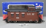 USA Trains R12021 G Sumpter Valley Caboose #958 - Metal Wheels LN/Box