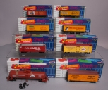 Roundhouse HO Freight Cars: 7850 3088 3087 3093 3191 791 3090 3130 [8] LN/Box