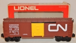 Lionel Trains 6-9718 Canadian National CN boxcar 1973-1974 O MPC Freight car 027
