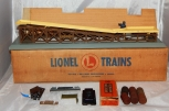 BOXED Lionel 362 Barrel Loader Complete as you'll find accessory +insert Postwar