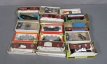 HO Scale Assorted Freight Cars and Kits [15] LN/Box