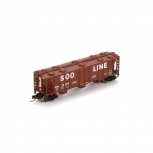 Athearn 23855 N Soo Line PS-2 2893 Covered Hopper #70019 NIB