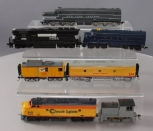 HO Scale Assorted Powered Diesel Locomotives [7]