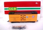 LGB 42740 Pacific Fruit Express Refrigerator Car LN/Box