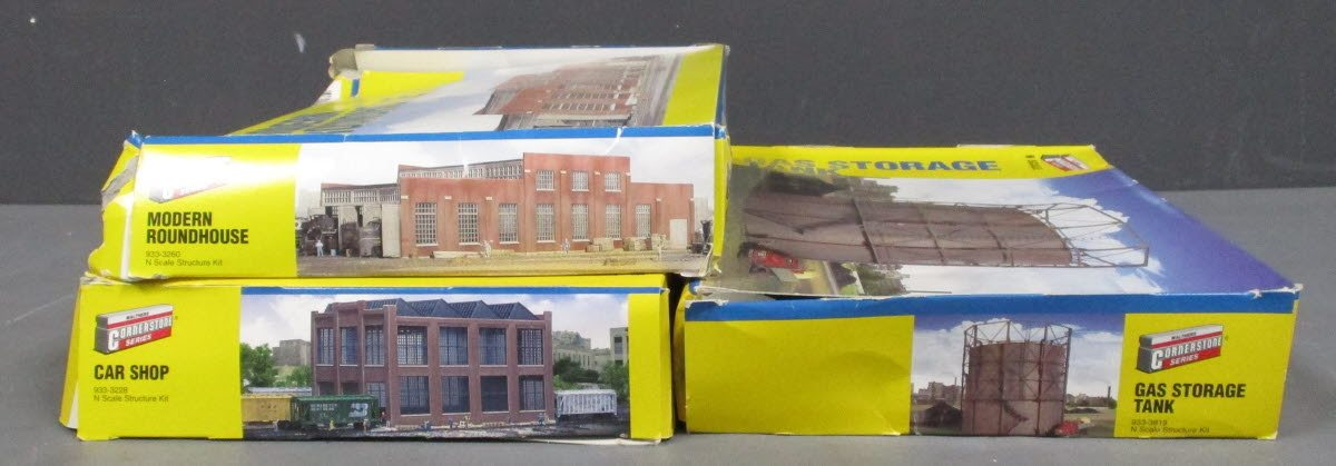 Buy Walthers N Scale Cornerstone Series Building Kits: 933