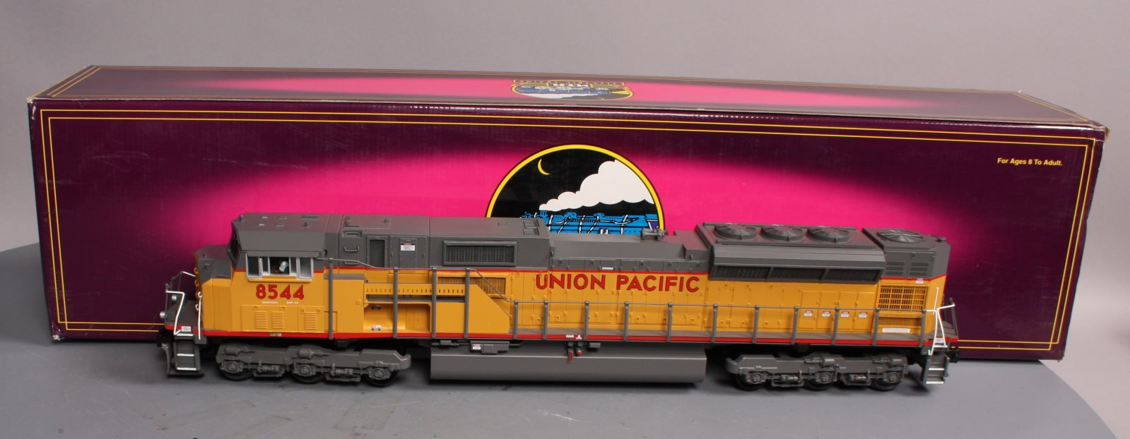 MTH 20-2368 SD-90MAC Diesel Engine with Proto-Sound 2.0/Box  MTH 20-2368
