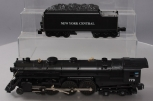 Lionel 6-18058 NYC 773 4-6-4 CC Hudson Steam Locomotive & Tender LN
